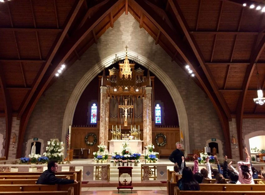 RELIGIOUS EDUCATION ST. THERESA CHURCH TRUMBULL