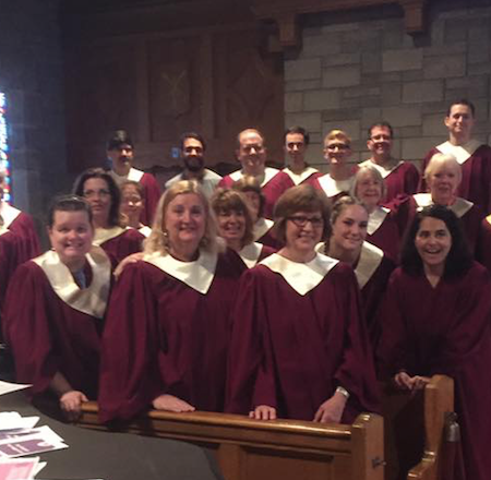 Choir Loft Organ Fundraising Campaign