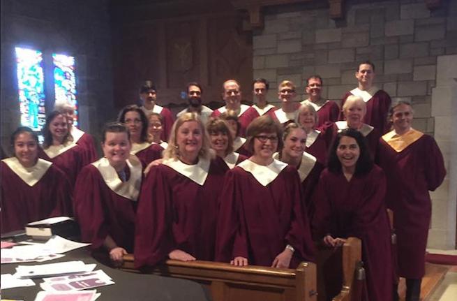 Choir Loft Organ Fundraising Campaign