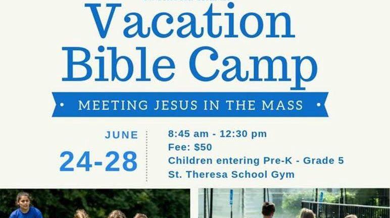 Vacation Bible Camp 2019