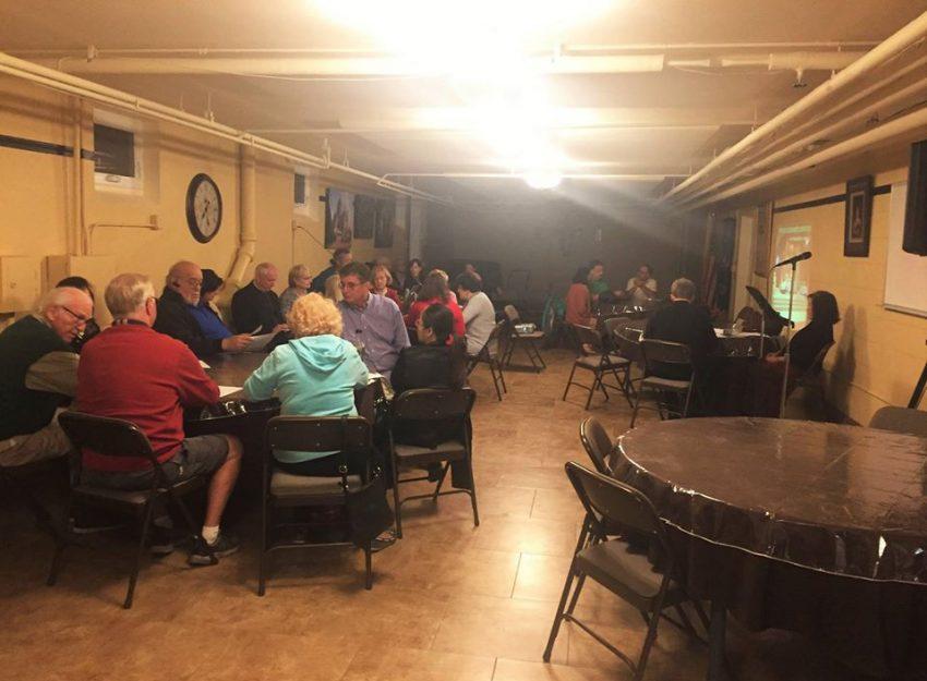 MINISTRY MEETINGS AT ST. THERESA CHURCH