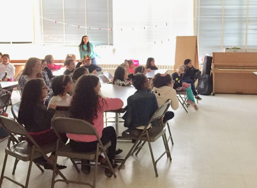 RELIGIOUS EDUCATION AT ST. THERESA CHURCH