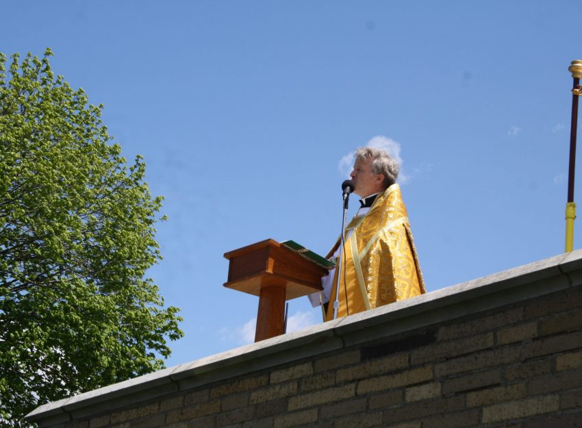 MOTHER'S DAY ROOFTOP ADORATION