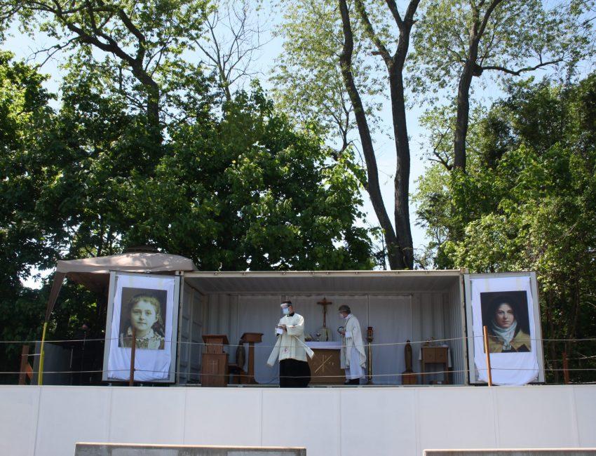 Outdoor Mass