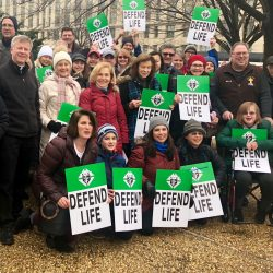 ST. THERESA MARCH FOR LIFE