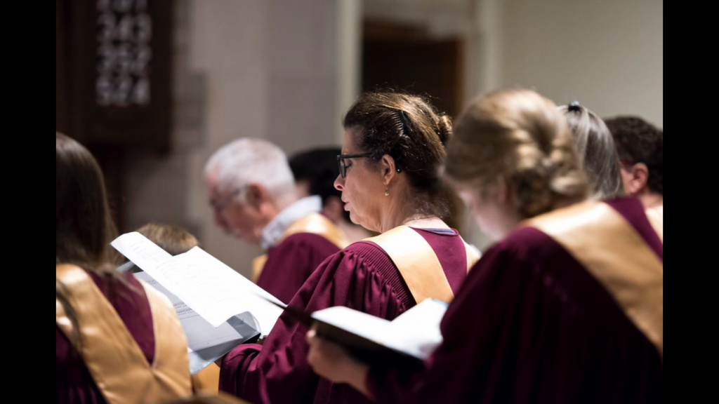 ADULT CHOIR, CANTORS, AND SCHOLA ST. THERESA CHURCH