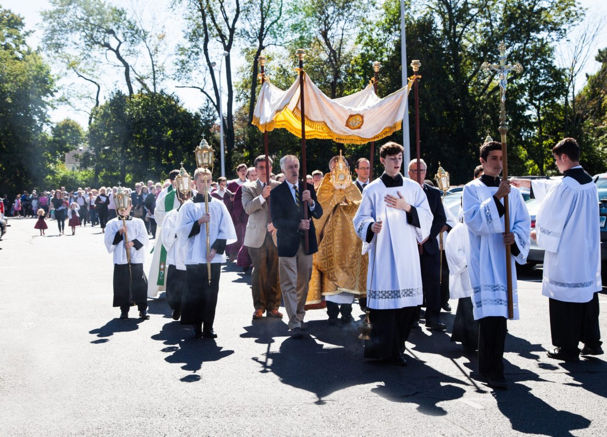 OUR LADY OF FATIMA PROCESSION