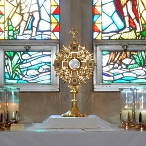 ORIGINAL ADORATION CHAPEL
