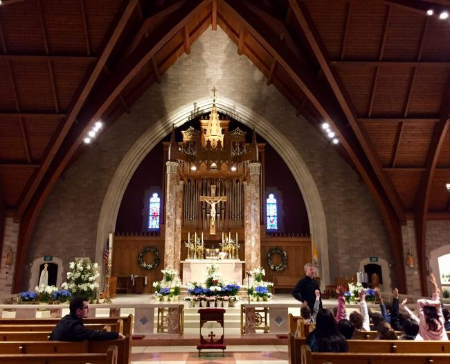 RELIGIOUS EDUCATION ST. THERESA CHURCH TRUMBULL