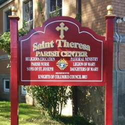 PARISH CENTER AT ST. THERESA CHURCH TRUMBULL