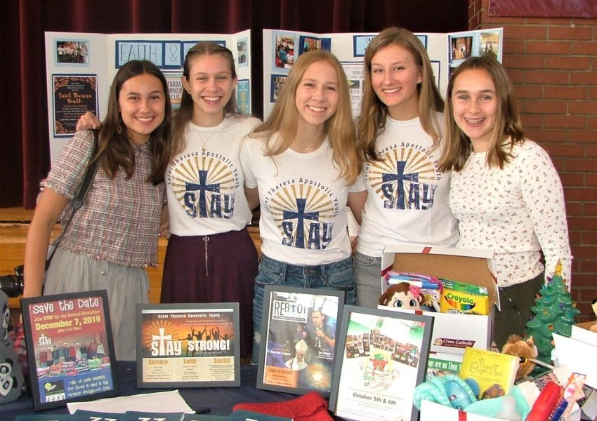 STAY YOUTH GROUP MINISTRY FAIR