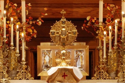PERPETUAL ADORATION IN THE CHURCH