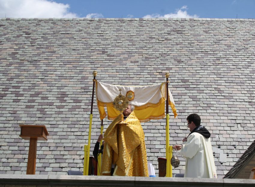 ROOFTOP ADORATION BENEDICTION