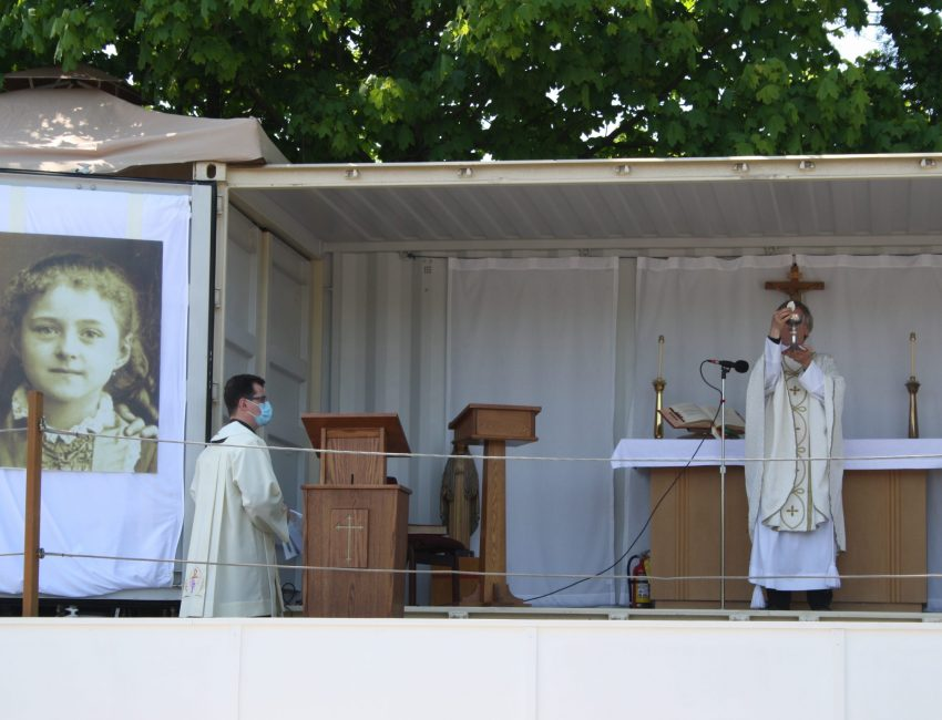 Outdoor Mass