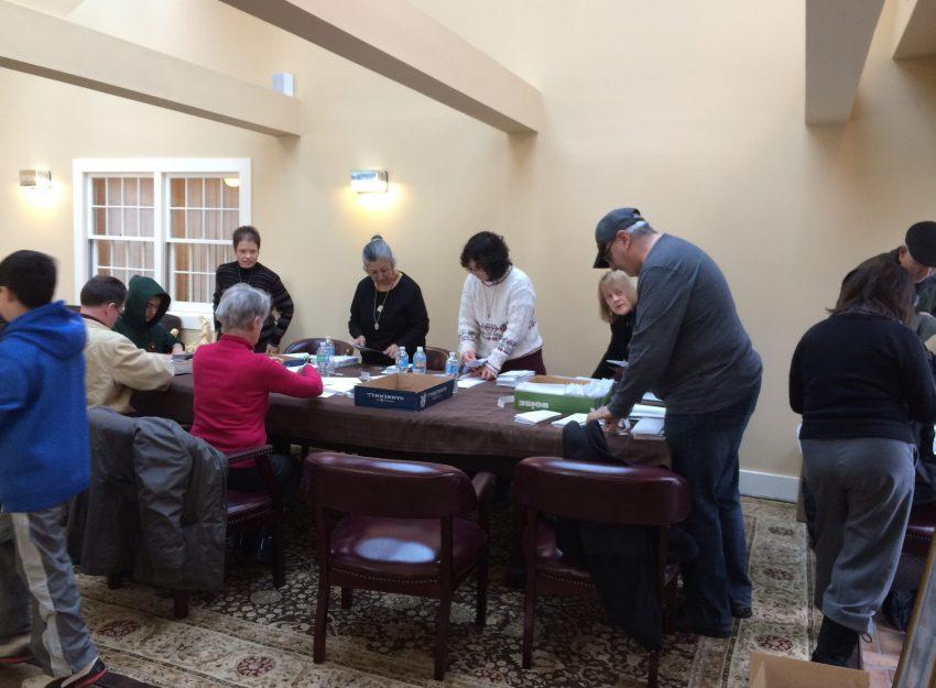MINISTRY MEETING ST. THERESA CHURCH