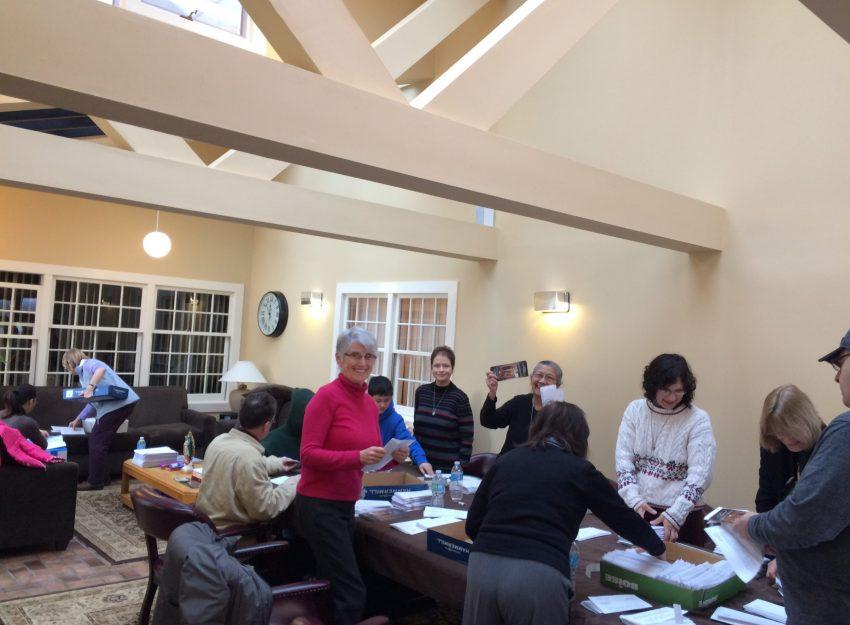 MINISTRY MEETING ST. THERESA CHURCH TRUMBULL