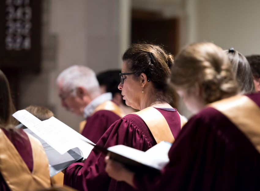 ADULT CHOIR, CANTORS, AND SCHOLA ST. THERESA CHURCH