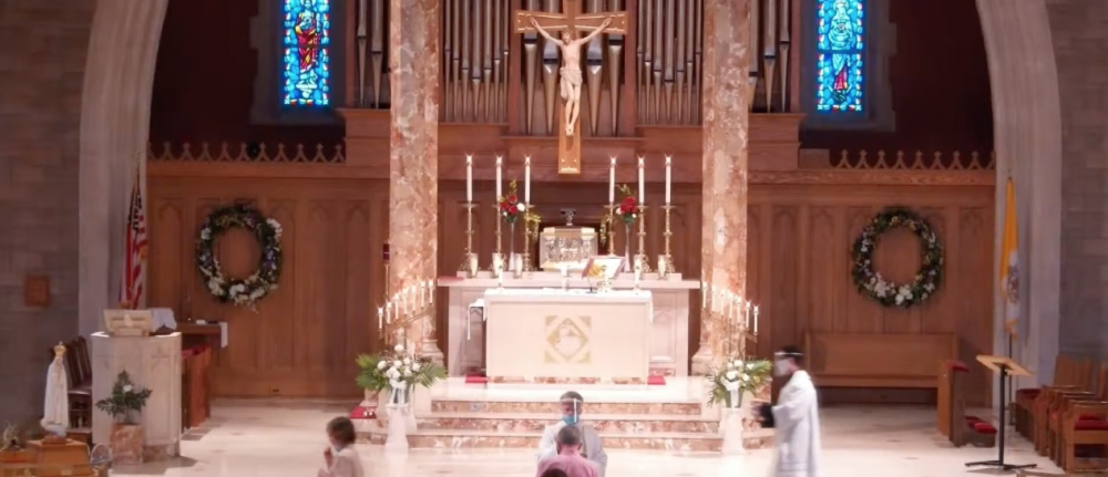 INDOOR MASS