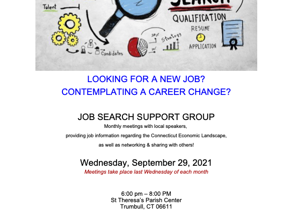 JOB SEARCH SUPPORT GROUP